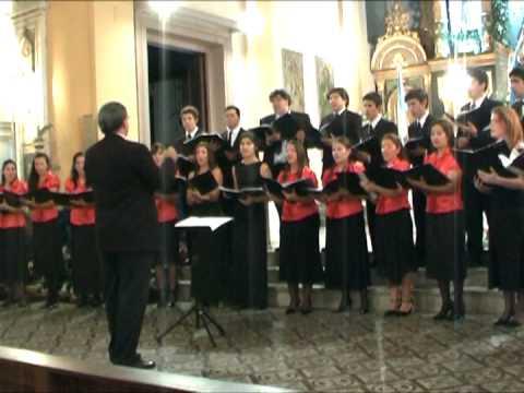 Villancico de las campanas - Coro Polifónico de Corrientes