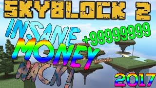 ROBLOX | Skyblock 2 UNLIMITED MONEY HACK! (NEW) (2017) (CHEAT ENGINE)