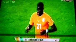 World Cup 2010 - Group G - Côte-dIvoire vs Potugal (Bo Bien Nga - Bo Dao Nha) 0-0.mp4