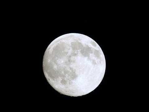 La Luna diventa Superluna