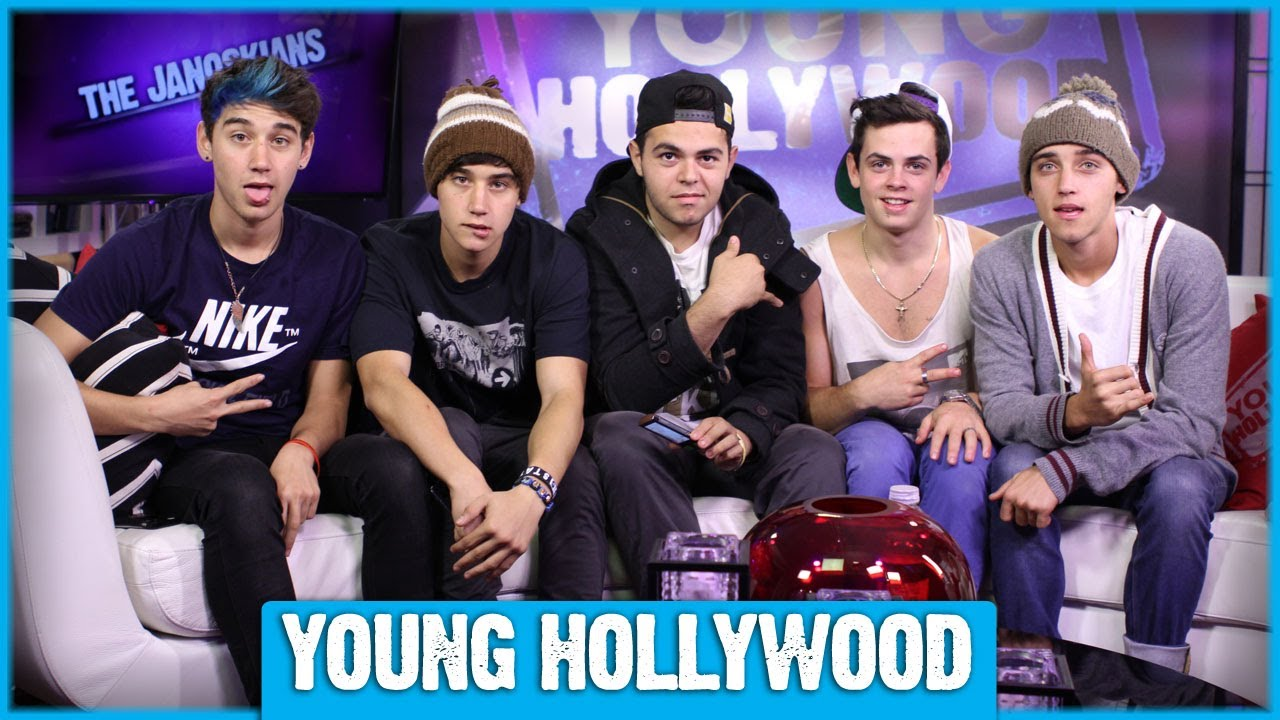 Introducing The Janoskians, Jay Sean's Discovery! - YouTube