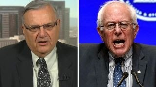 Sheriff Joe Arpaio responds to attacks from Bernie Sanders