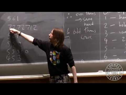 Repeat youtube video Mathematics of Juggling
