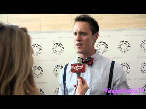Sean Hemeon at Paley Center's Evening with Husbands ...