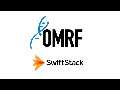 Oklahoma Medical Research Foundation (OMRF) and  SwiftStack