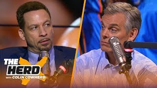Chris Broussard likes Jimmy Butler on the Lakers over leading young 76ers | NBA | THE HERD