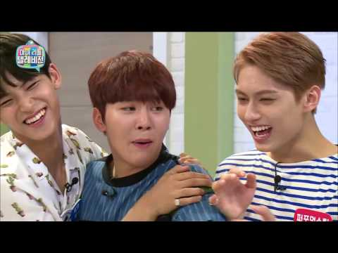 【TVPP】 Seventeen - 'My Little Television Song' with MBig, 엠빅과 함께하는 마리송 댄스! @My Little Television