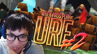 Doublelift - When Pros Play URF #2