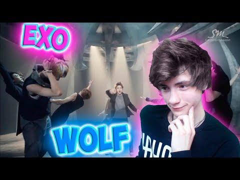 EXO 엑소 '늑대와 미녀 (Wolf)' MV (Korean Ver.) Реакция   EXO   Реакция на EXO Wolf