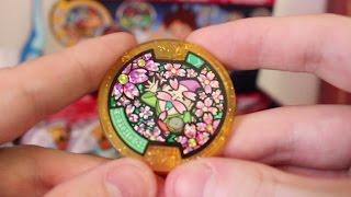 Yo-Kai Watch Series 2 - Medal Mystery Box (Part 1/2)