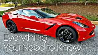 The Ultimate C7 Corvette Buyer's Guide!