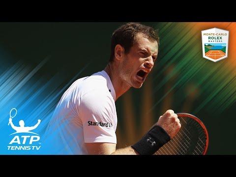 Andy Murray vs Gilles Muller