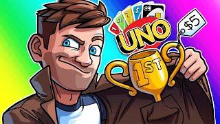 Uno Funny Moments - Nogla Has the Brain Fish of a Memory!