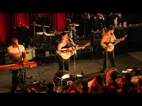 Live from the Artists Den: Mumford & Sons -