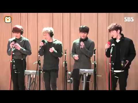 [SBS]두시탈출 컬투쇼, BTOB 라이브, 서쪽하늘