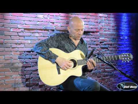 Taylor 214ce-N Nylon String Acoustic Guitar