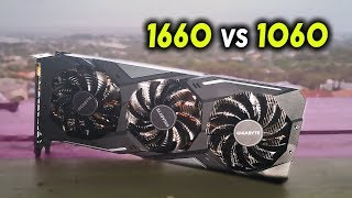 GTX 1660 vs 1060  - The BEST Value Card on the New Market...?