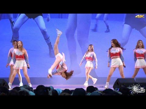 20160417 우주소녀(WJSN, Cosmic Girls) Catch Me @롯데월드 Fresh Concert 직캠 by 험하게컸다