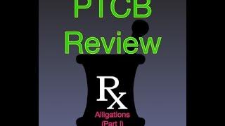 PTCB Allegations 1