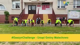 #GaszynChallenge w wykonaniu Urzędu Gminy Malechowo