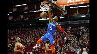 Newest Los Angeles Clipper Paul George BEST Dunks From 2018-19 Season
