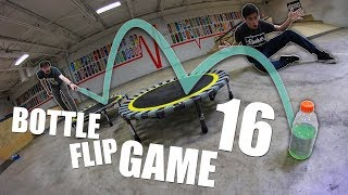 ULTIMATE GAME of BOTTLE FLIP! | Round 16