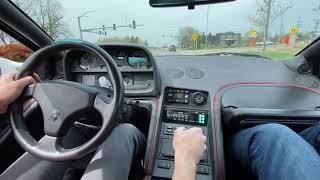 1991 Lamborghini Diablo Driving Video 2