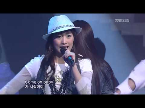 070409 Kara - Break It @ Inkigayo