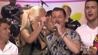 Dinca, Sinan i Djani - Splet 2 - (LIVE) - Zvezde Granda specijal - (Tv Prva 12.04.2015)