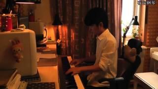 《一次就好》夏洛特烦恼 夜色钢琴曲 赵海洋 视频