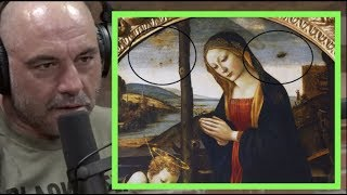 Joe Rogan Looks at Famous Paintings with Aliens in Them