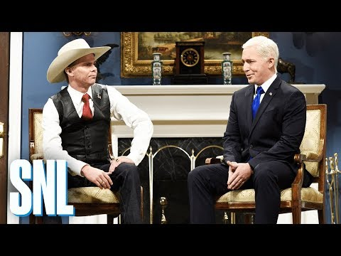 Roy Moore & Jeff Sessions Cold Open - SNL