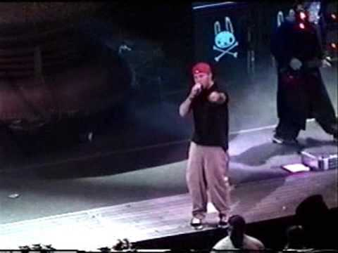 Limp Bizkit - 9 Teen 90 Nine (live @ Family Values Tour  St Louis 1999)