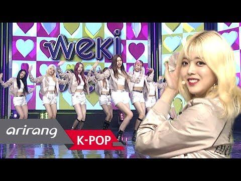 [Simply K-Pop] WekiMeki(위키미키) _ Crush(크러쉬) _ Ep.337 _ 111618