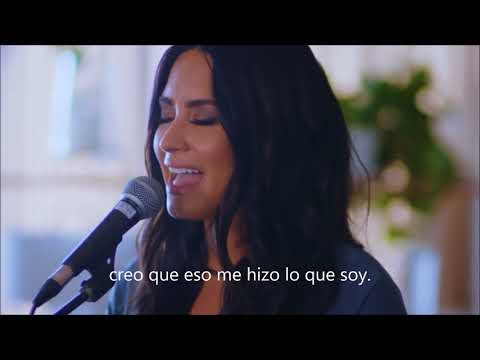 Demi Lovato - Father Acoustic (Sub. Español)