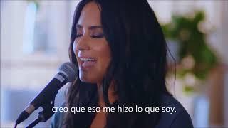 Demi Lovato - Father Acoustic (Sub. Español)