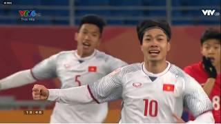 HIGHLIGHT U23 VIETNAM U U23 KOREA (QUANG HAI NICE SCORE)