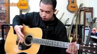 Bài 3 - Guitar đệm hát  - 3 hợp âm đơn giản và điệu Slow - Hiếu orion,