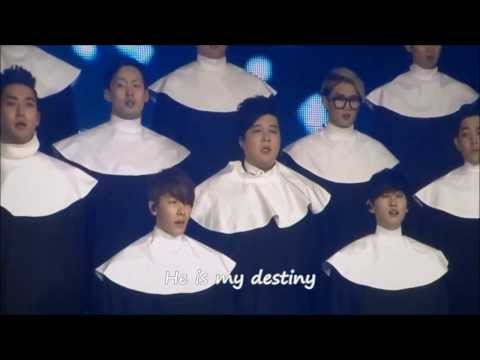 [ENG SUB] Super Junior I Will Follow Him 131228