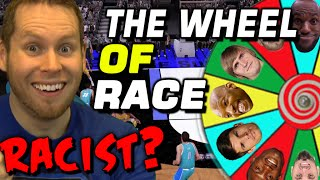 NBA 2K WHEEL OF RACE! WHITE, BLACK or OTHER? IS THIS RACIST?