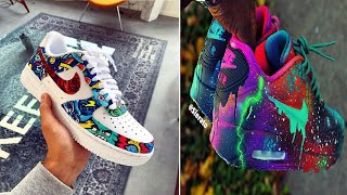 These Artists Are The Masters of Custom Shoes #1