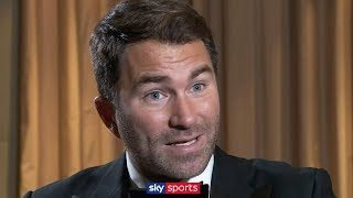 LATEST! Eddie Hearn on Anthony Joshua and whether he will face Wilder, Fury, Whyte or Miller next