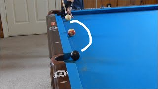 How to Curve the Cue Ball | Detailed Masse Tutorial
