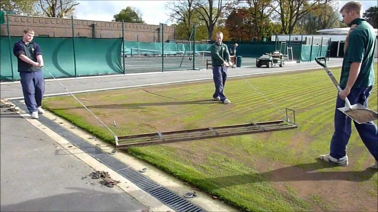 Bms Levelawn Lute 10ft 3m Wide Topdressing And