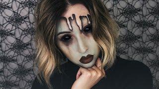 Melting Glam Monster Makeup | Halloween 2016