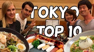 Tokyo Food & Restaurants: What to Eat & Where?