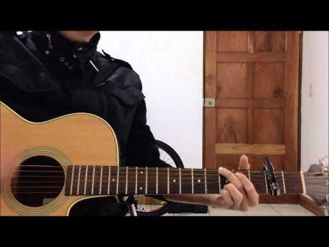 Atrae Mi Corazón (Cover Acústico). Marcos Brunet. Acordes y Letra.
