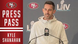 Kyle Shanahan Previews Matchup vs. Andy Reid and the Chiefs Offense | 49ers