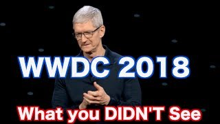 WWDC 2018 PARODY: What You Didn't See