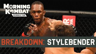 Breakdown: How Israel Adesanya Audited Paulo Costa at UFC 253 | MORNING KOMBAT: DISSECTED | EP 36